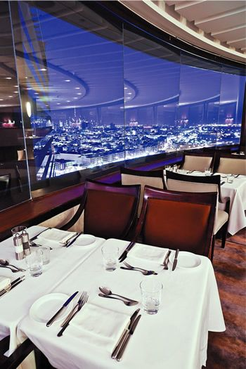 Hayat Regency Hotel Al Dawaar Is The Revolving Restaurant With