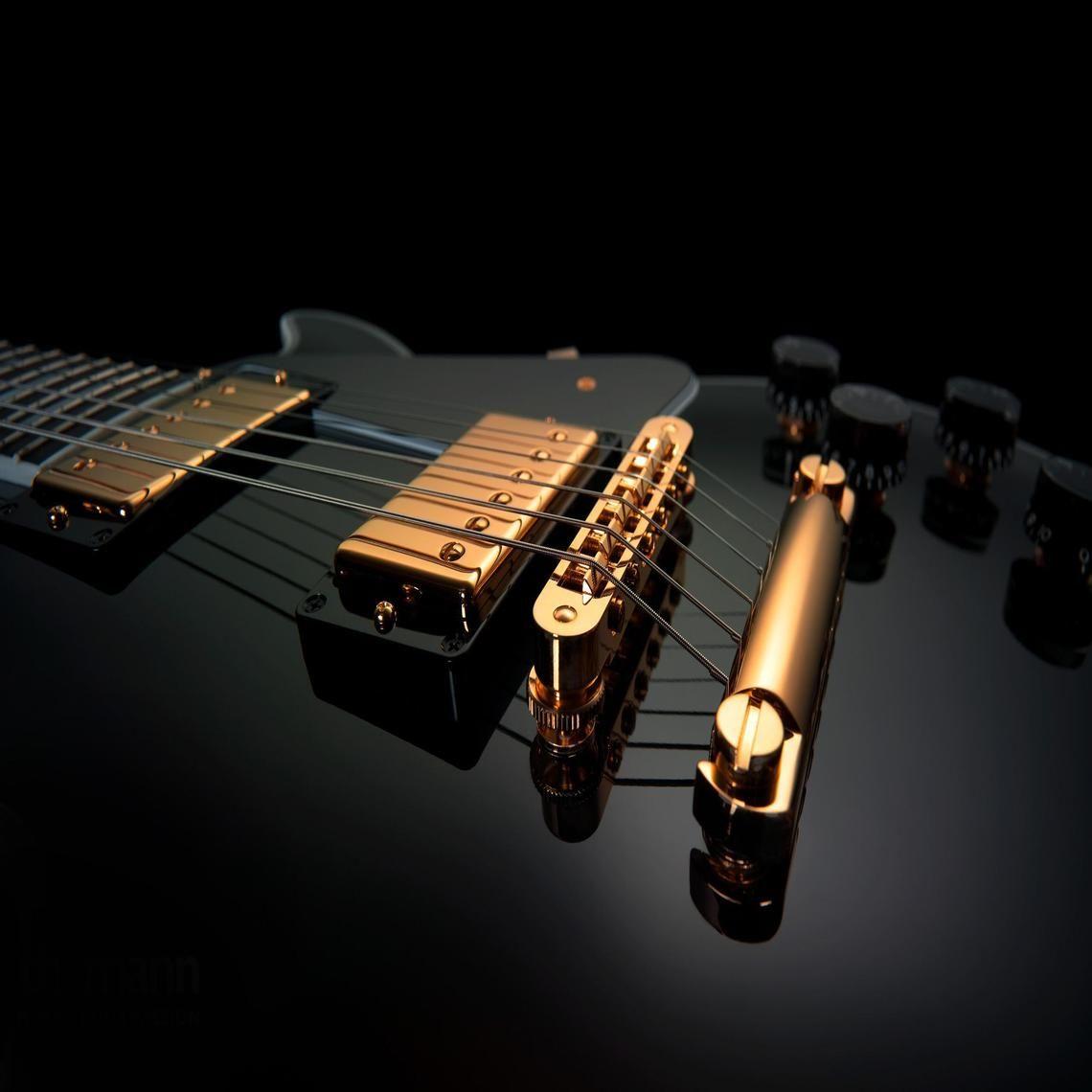 ELECTRIC GUITAR Elektrische gitaar, Bureaublad