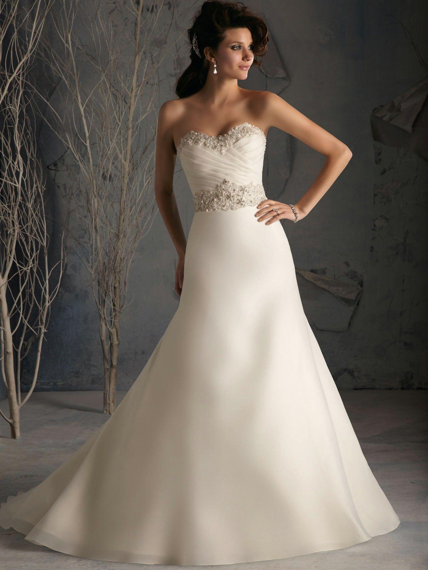 Mori Lee Blu Wedding Dresses - Style 5171 #wedding #dresses #morilee ...