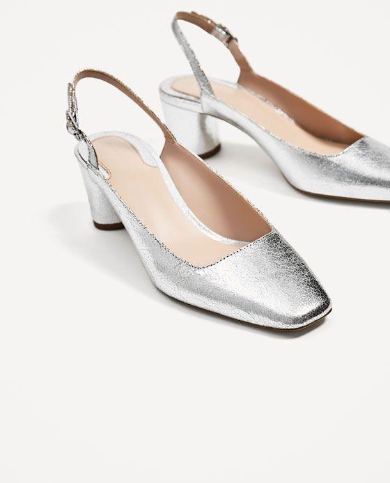 En Y Plateado Zapato Hermosa Medio 2019Bella Tacón Femenina 0OXNnZ8wPk
