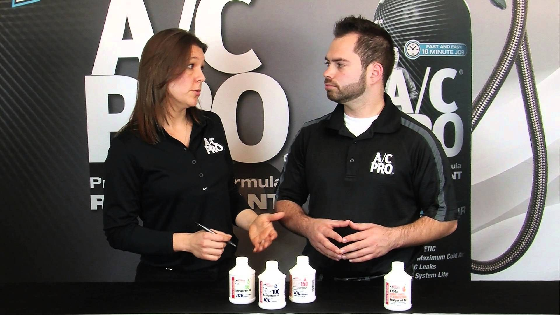 Ask the Pro 9 Which A/C Refrigerant Oil to Use Air