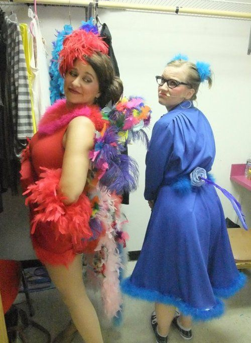 mayzie+labird+in+seussical+the+musical+|+Mayzie+La  sc 1 st  Pinterest & mayzie+labird+in+seussical+the+musical+|+Mayzie+La+Bird+Costume ...