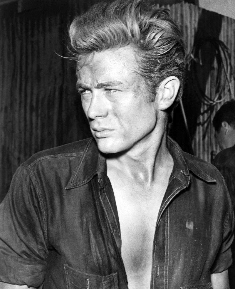 James Dean In Photos Deans Iconic Style