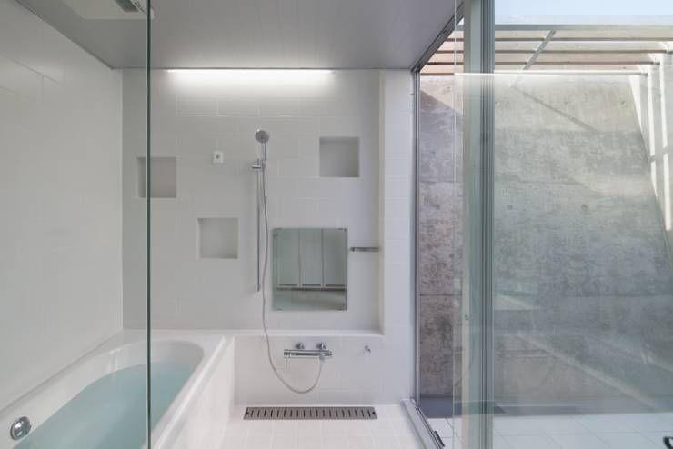 開放感を感じさせるバスルーム5選 Homify House Space Design Interior