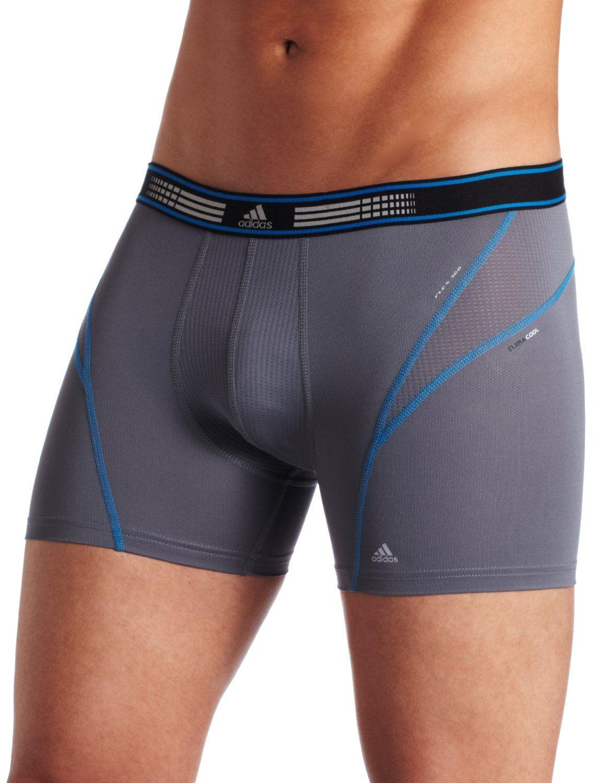 140723e687e1 adidas Men s Sport Performance Flex 360 Trunk - Best athletic underwear imo.