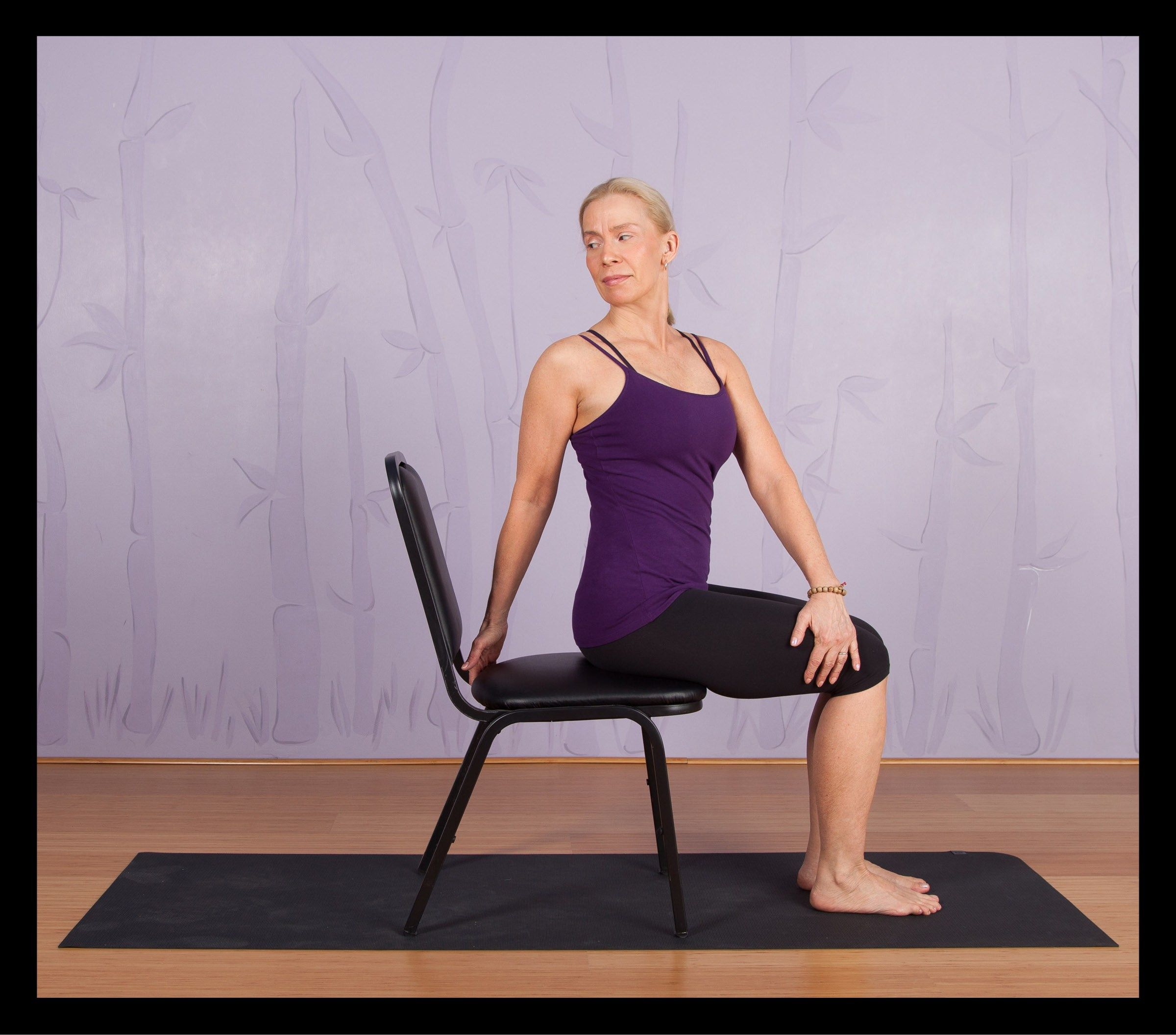 Top Chair Yoga Poses for Seniors Chair yoga, Yoga for