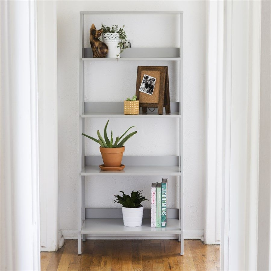 Fun and functional, this bookcase will fulfill all of your