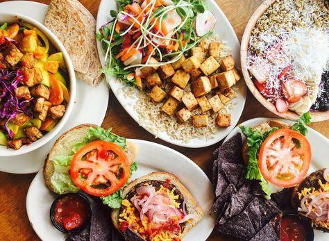 Best vegan options at popular restaurants
