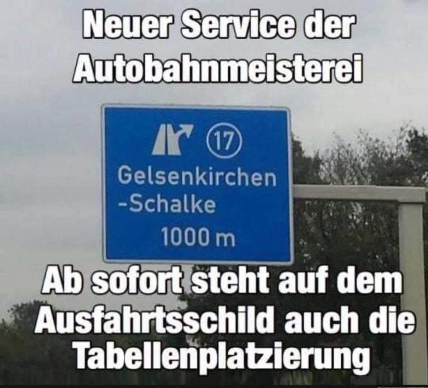 Schalke Witzig