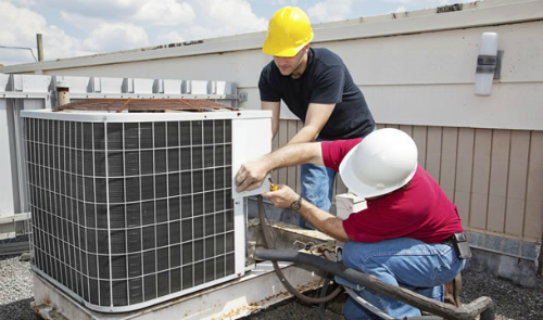 SEO services for HVAC Air conditioner repair, Heating