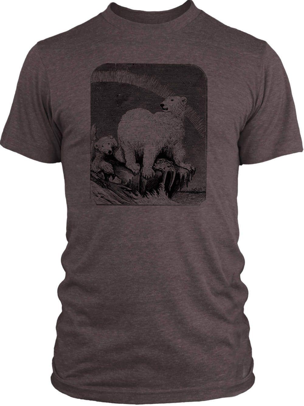 Big Texas Polar Bears (Black) Vintage Tri-Blend T-Shirt