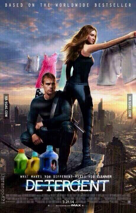 Divergent ! Wait ... What ?