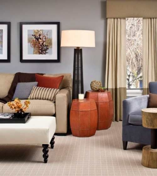 Pin By Avril Brown On Beautiful Living Room Beige Living Rooms Modern Family Room Design Living Room Decor