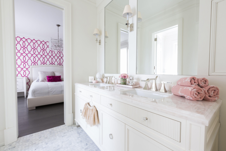 Bianco Denver Salle De Bain ~ jennifer backstein interiors gorgeous girl s bedroom and bathroom