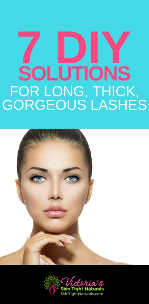 Quick tips to grow longer and thicker eyelashes naturally