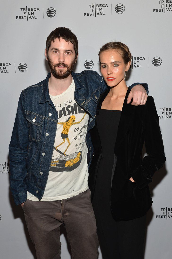 Pin for Later: See All the Stars at the Tribeca Film Festival  Jim Sturgess and Isabel Lucas posed at their Electric Slide premiere.