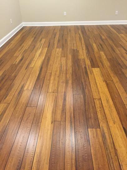 Home Decorators Collection Strand Woven Distressed Dark Honey 1 2 In T X Multi Width X 72 In L Engineered Click Bamboo Flooring Hd13004a The Home Depot Bamboo Flooring Flooring Wood Floors Wide Plank