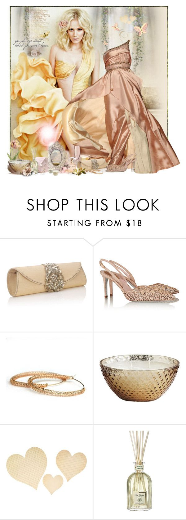 """You Always Want What You Can't Have!!"" by jewelsinthecrown ❤ liked on Polyvore featuring John Lewis, Monsoon, René Caovilla, YooLa, Pier 1 Imports, Clips, Dr. Vranjes, Elie Saab, women's clothing and women's fashion"