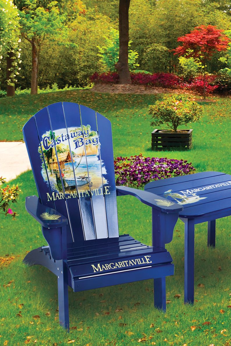 Bring the island atmosphere to your yard! The