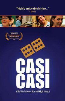 Casi casi (2006) Poster - Great film for upper level HS Spanish classes.