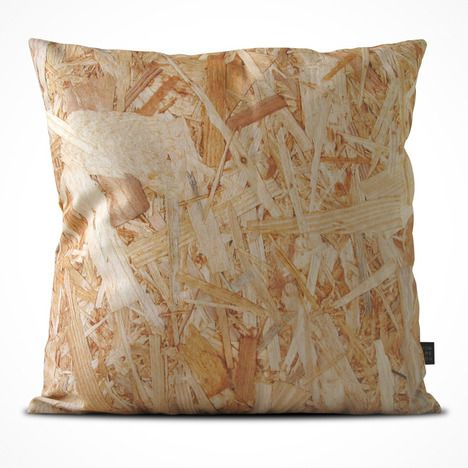 """""""OSB"""" pillow by How Are You"""
