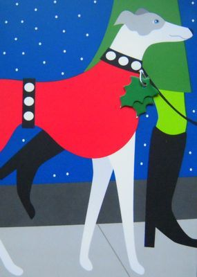 Whippet art for you to enjoy. Discover the great whippet and greyhound portraits of all times.