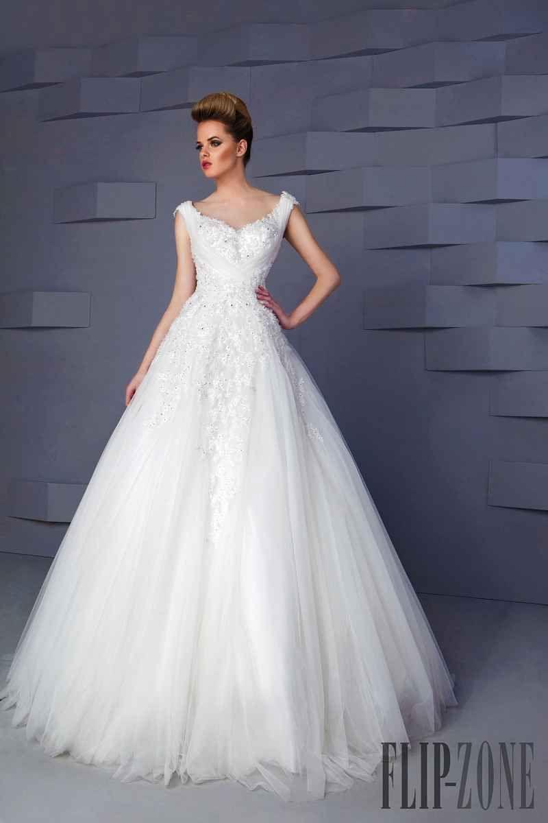 Hanna Toumajean 2015 collection - Bridal