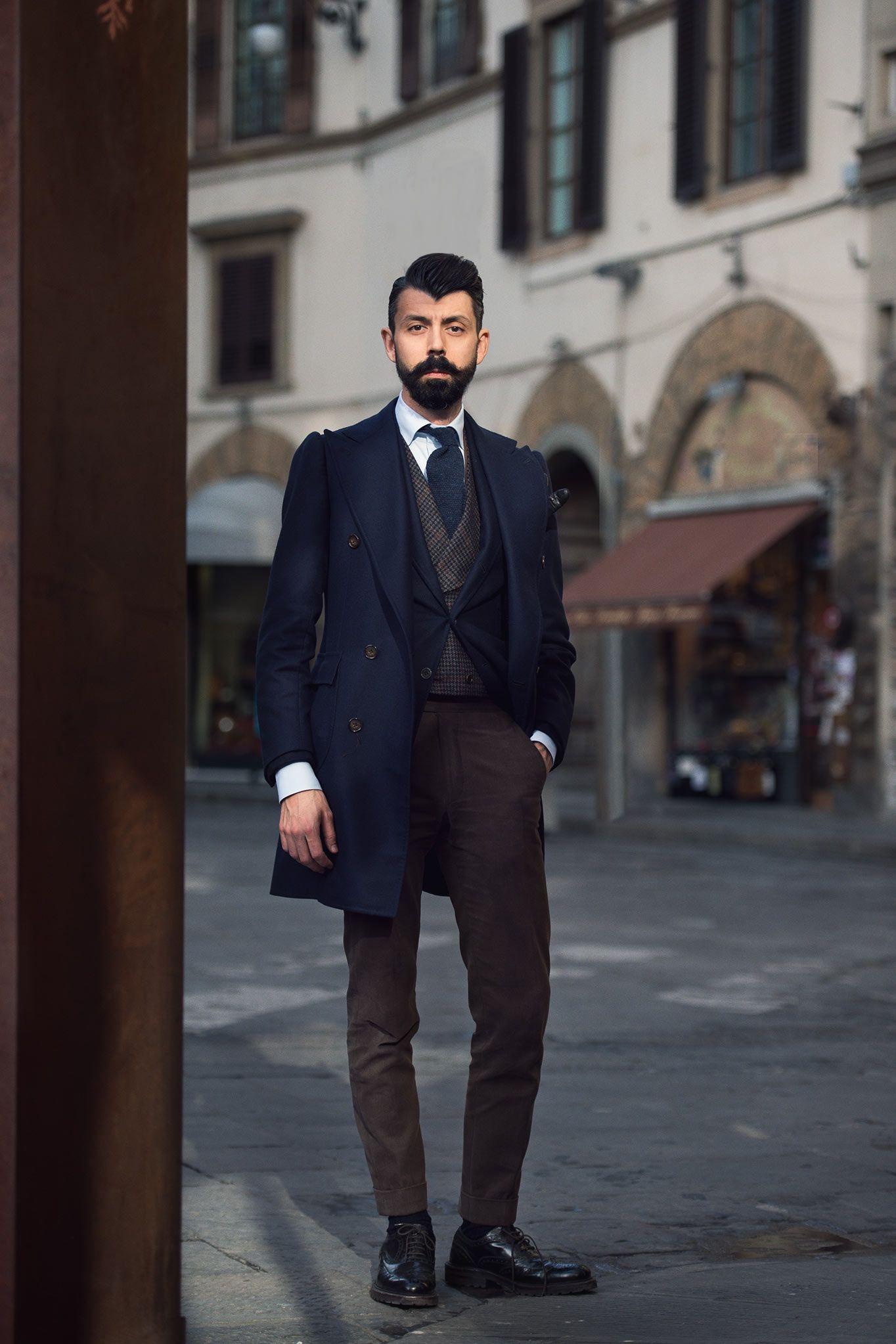 Christofer Kaprelian Men Style