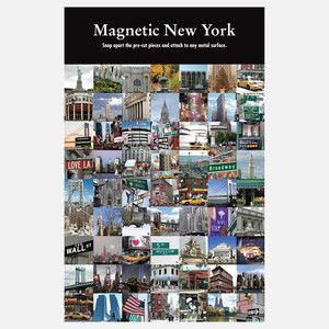 Magnetic New York Color now featured on Fab.