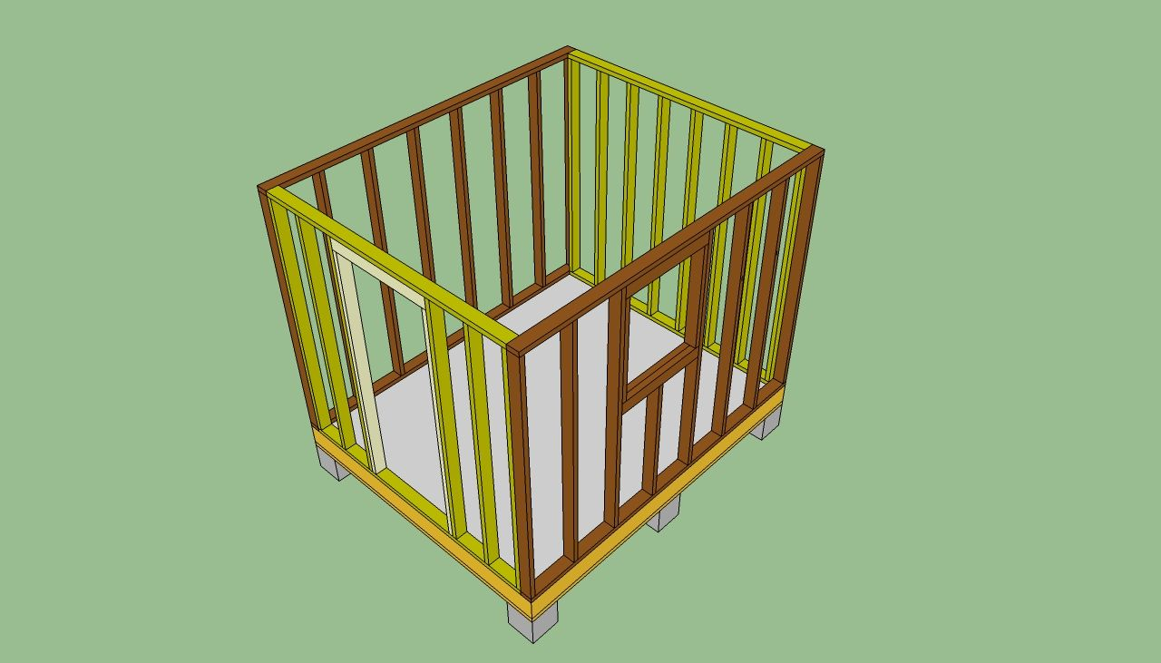 diy shed how to build a simple shed shed pinterest storage
