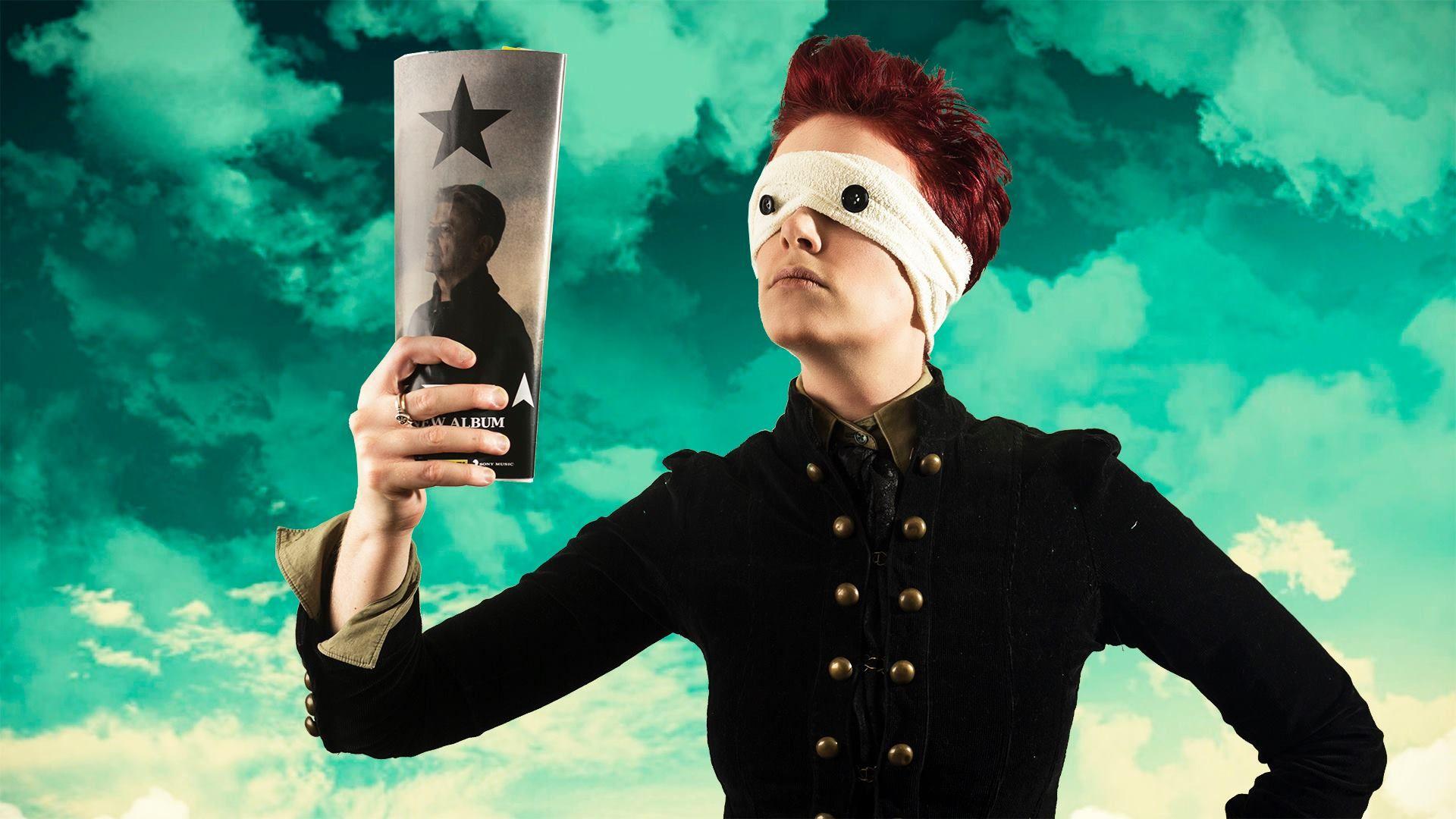 Farewell David Bowie   Sci-Fi & Squeam   Bowie blackstar ...