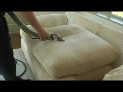 How To Shampoo Your Upholstery Stairs With A Kirby Youtube