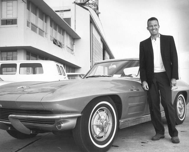 Photo Gallery Gordo + corvette  http://virtualheritage.ist.ucf.edu/cchp/magicgallery/MJ-000322-A.htm