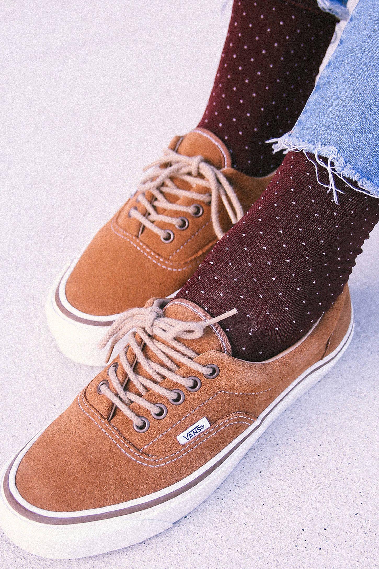 08e44d38ff04e9 Vans Era 95 Suede Sneaker