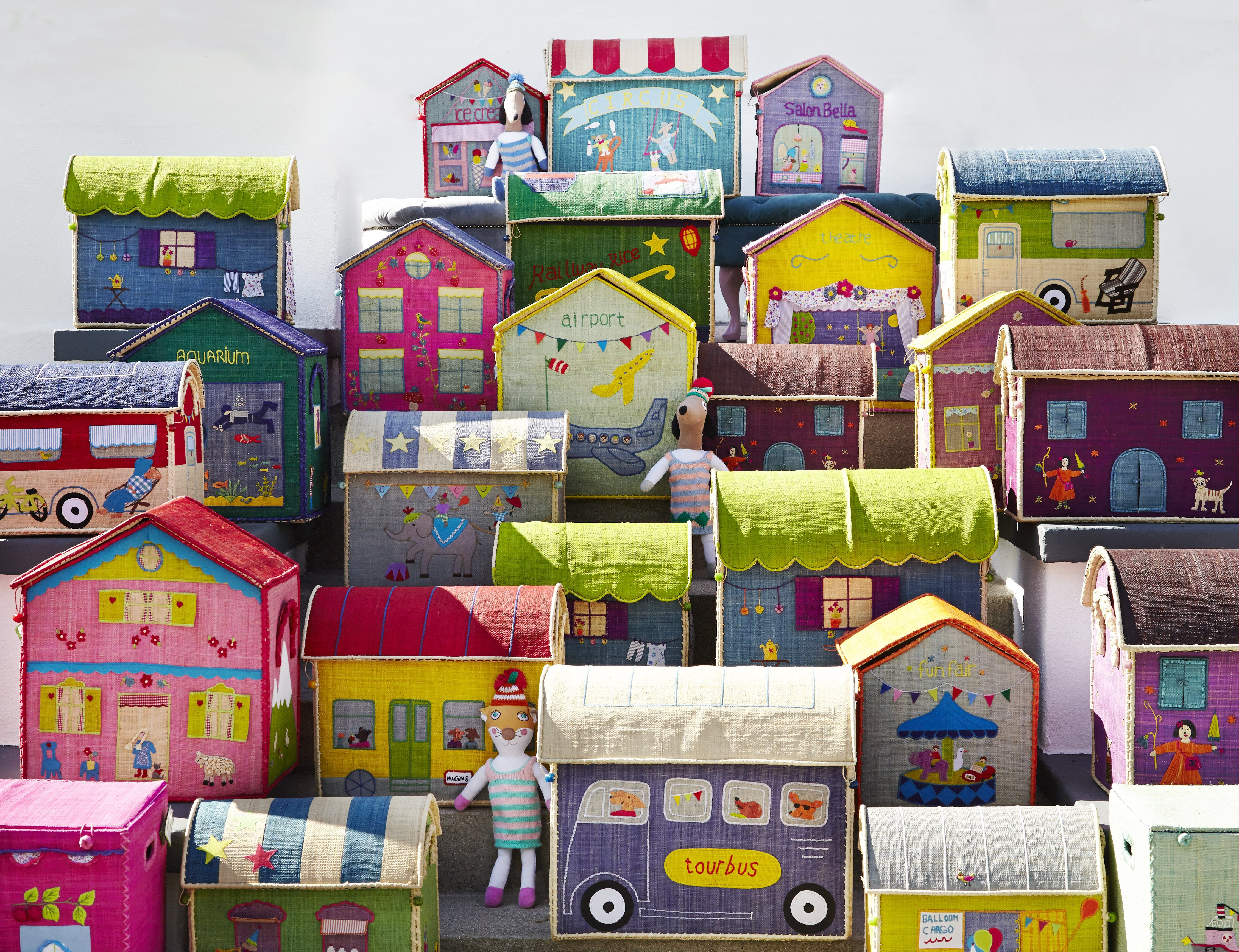 Aufbewahren & Ordnen im Kinderzimmer | Little Roomers