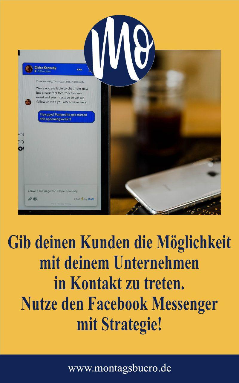 Facebook Messenger für Einsteiger   Social Branding   Marketing ...