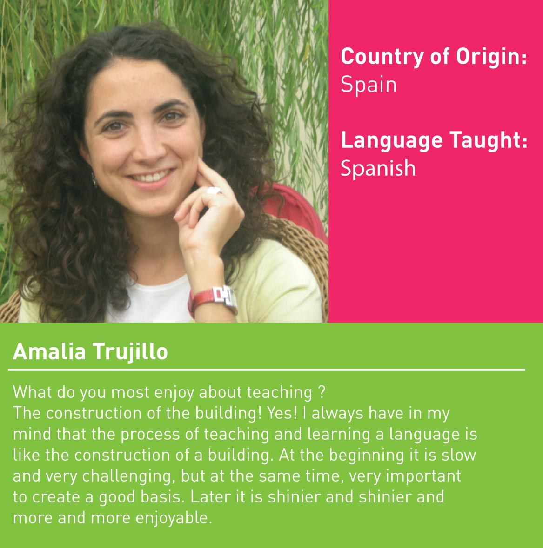 Meet Cactus Language Teacher Amalia who teaches Spanish! | Spanish ...