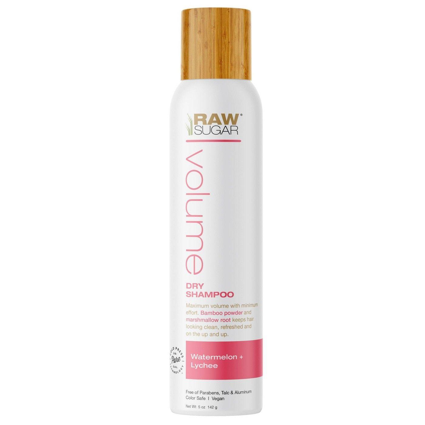 Raw Sugar Volume Dry Shampoo 5oz Affiliate Volume Spon Sugar Raw Dry Shampoo Shampoo Coconut Milk Shampoo