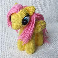 Amigurumi My Little Pony Free Crochet Pattern Tutorial Things