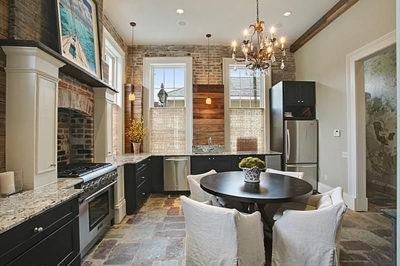 New Orleans Style Kitchen Decorating Ideas 33 kitchen