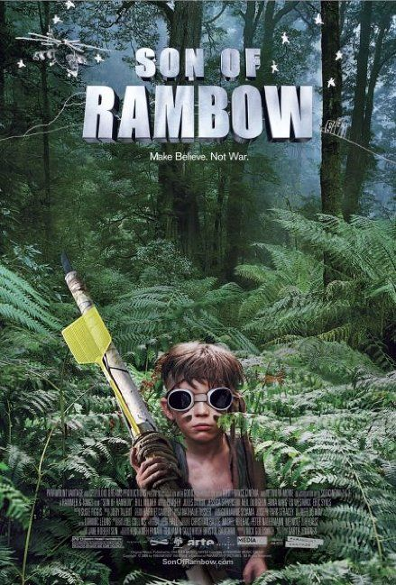 Son of Rambow ~~ directed by Garth Jennings