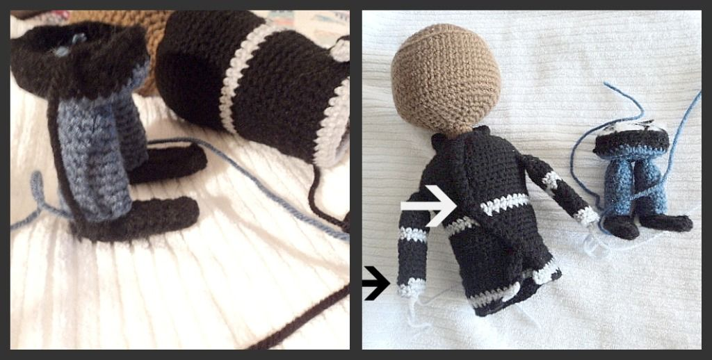 Amigurumi Wybie Doll : My crochet wybie doll is my beginner s attempt so unfortunately i