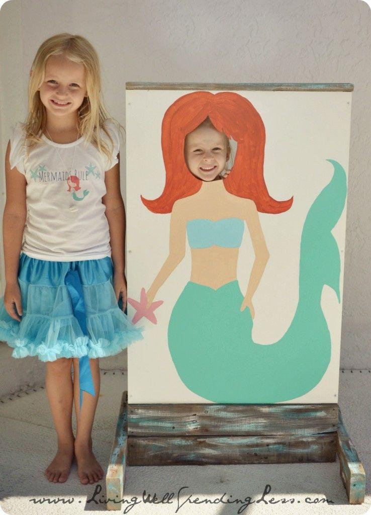 beachy mermaid party pinterest gaming mermaid parties and mermaid