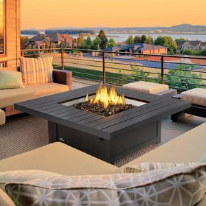 Napoleon Square Patioflame Fire Pit Table