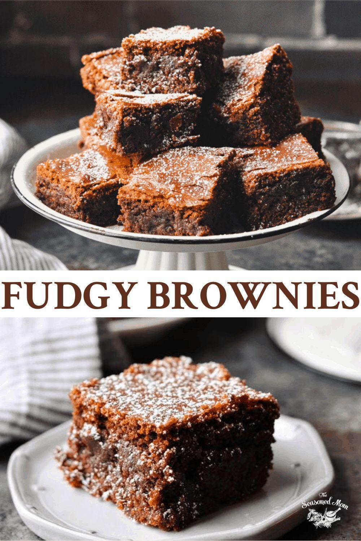 Easy Fudgy Brownies Recipe Brownies Recipe Easy Fudgy Brownies Fudgy Brownie Recipe