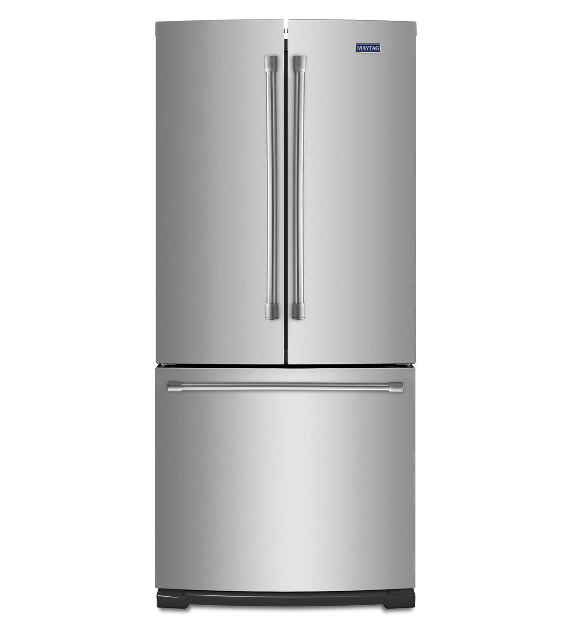 30inch wide french door refrigerator 20 cu ft