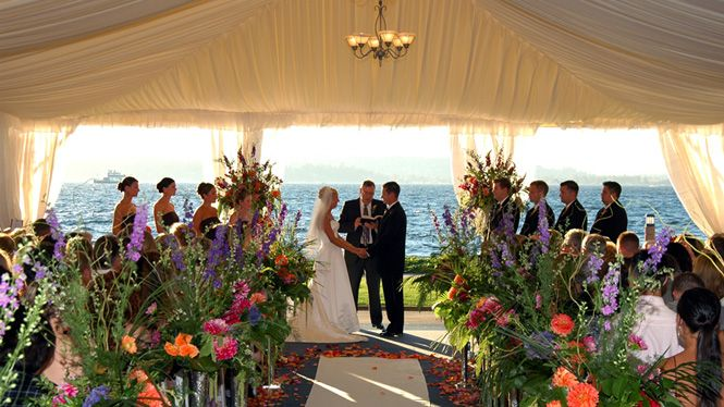 Outdoor Wedding Venues Washington State: Washington State Wedding Locations & Venues