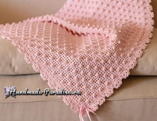 Dolcissimi sogni copertine a uncinetto per i pi piccoli for Disegni di coperta inclusi