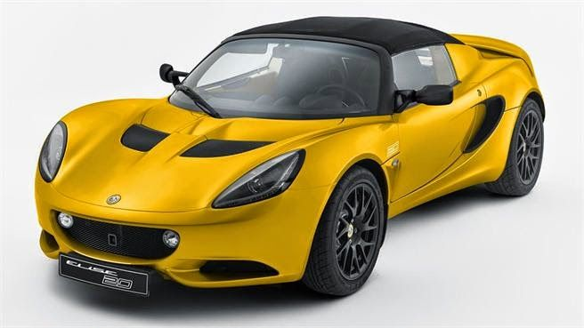 Lotus Elise 20 Anniversary And Demands Club Racer My Cars Blog