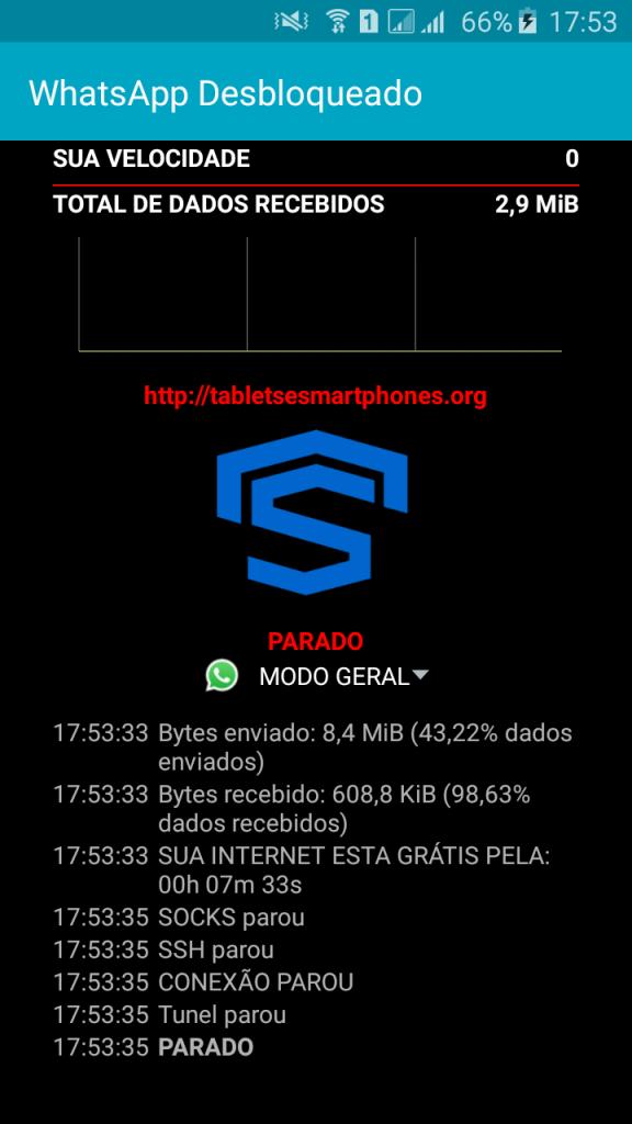 WhatsApp Desbloqueado MOD APK v1.0 Tablets e Smartphone